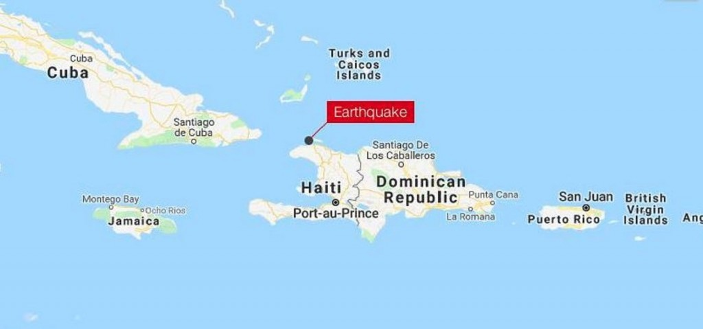 Another deadly earthquake in Haiti kills at least 12 people