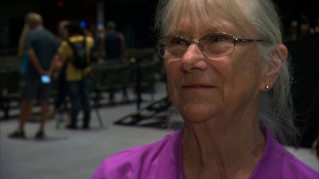 Carr Fire victim picks up pieces of her life