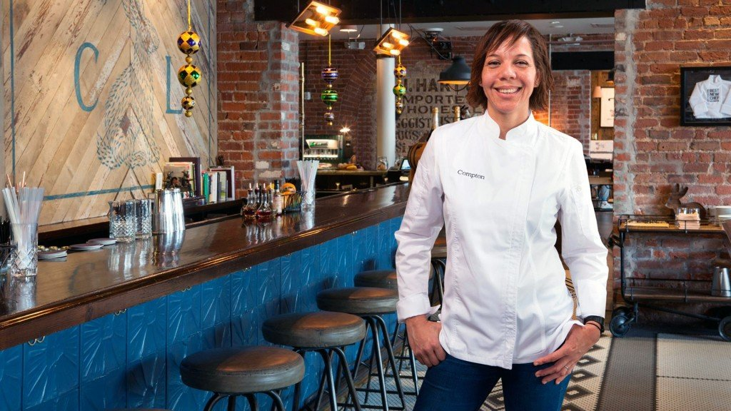 New guard NOLA chef shares her favorite spots