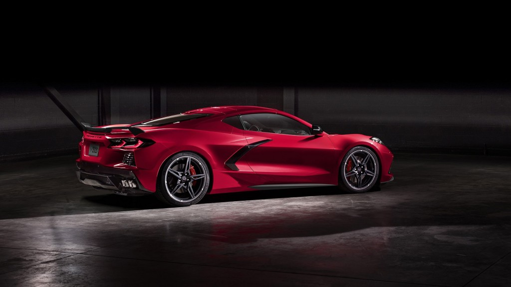 GM unveils first Corvette convertible with hardtop roof
