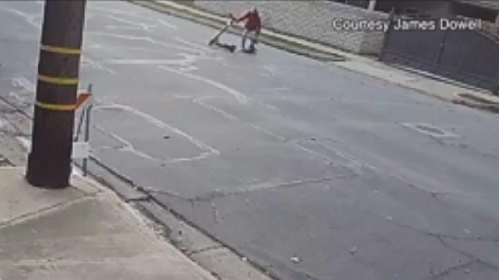 California woman accused of dragging dog behind scooter