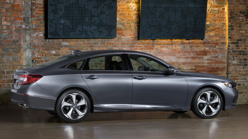 Take a look at the new 2018 Accord