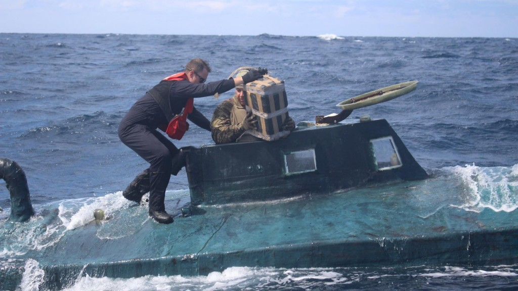 Coast Guard captures 'narco sub' carrying $165M in cocaine