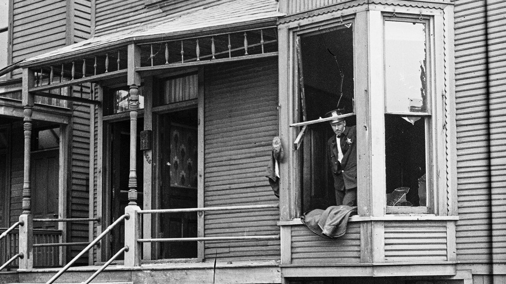 100 years ago, white mobs attacked blacks across the country
