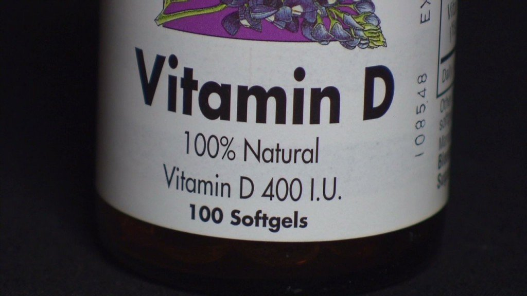 What you need to know about vitamin D