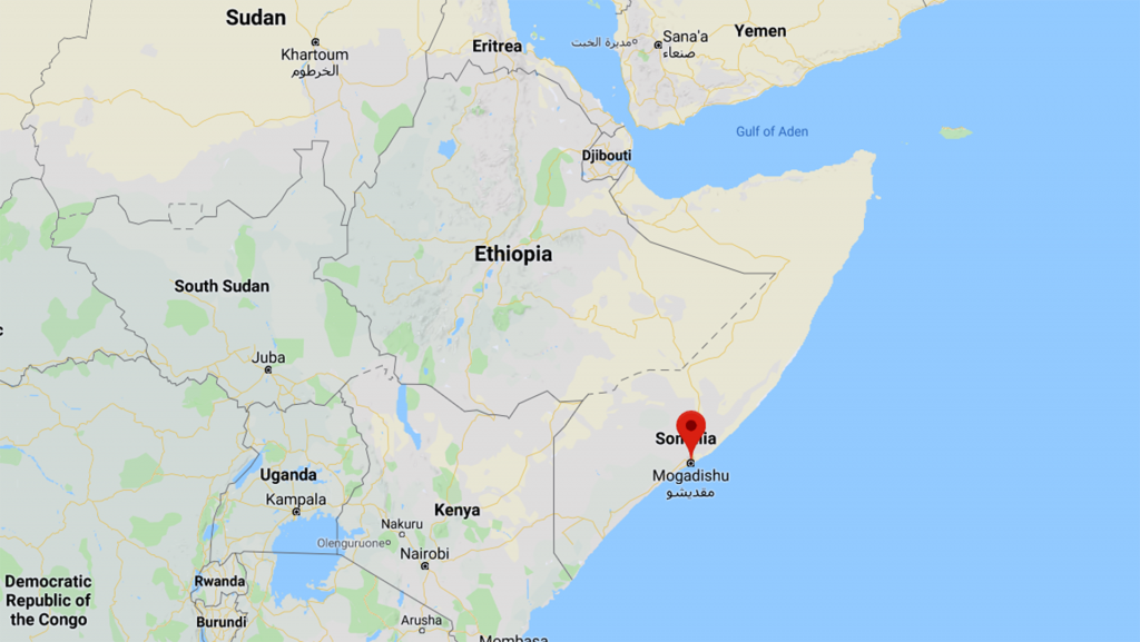 US military says airstrike kills more than 50 terrorists in Somalia