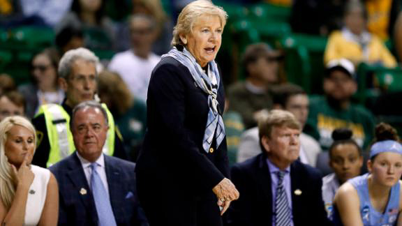 Report: UNC women's basketball coach made offensive remarks