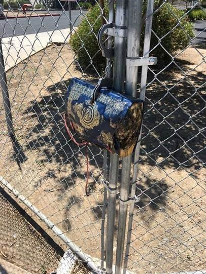Burned Quran, cut up pages left outside California mosques