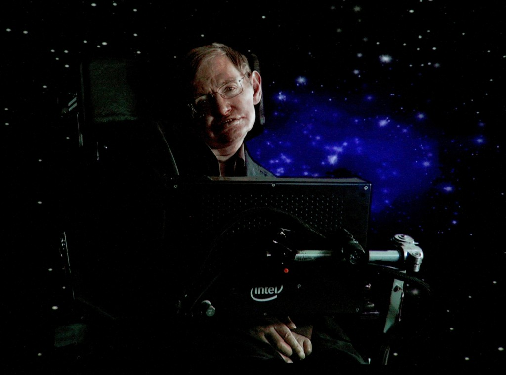 'There is no God,' says Stephen Hawking in final book