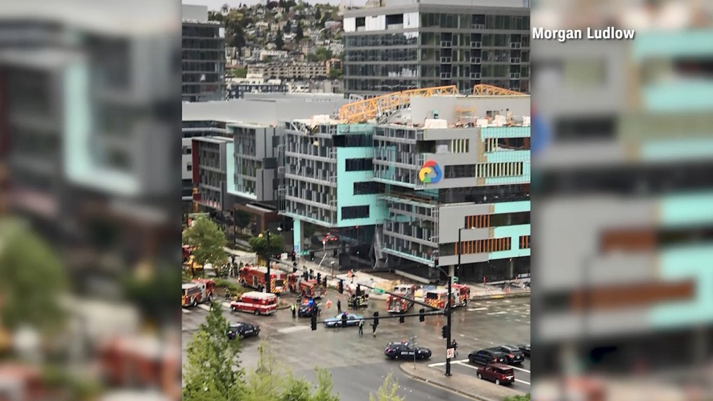 Gusty winds, human error likely behind deadly Seattle crane accident