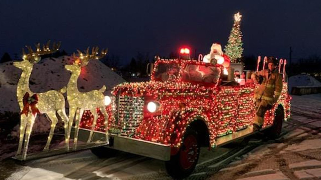 Christmas For All Cda 2020 Coeur d'Alene Fire Department hosts 'Christmas in Quarantine' to
