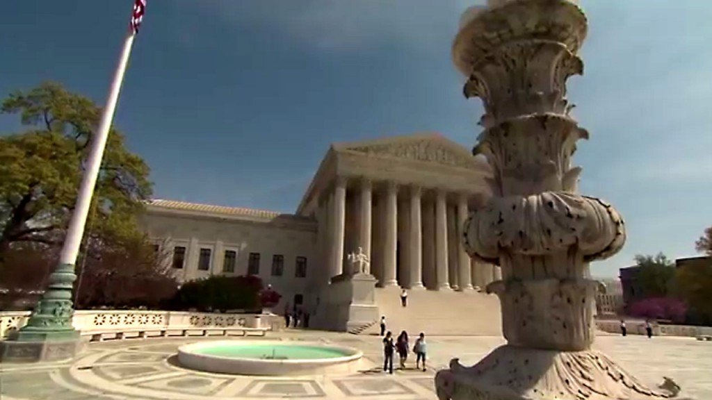 Gerrymandering back at Supreme Court as midterms near