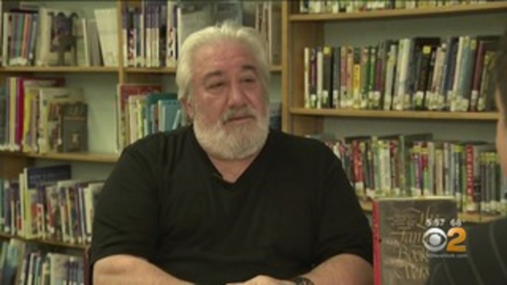 New Jersey man returns library book 53 years late