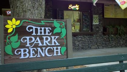 The Park Bench is open