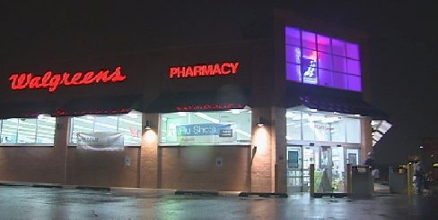 Police: Walgreens clerk punches armed robber