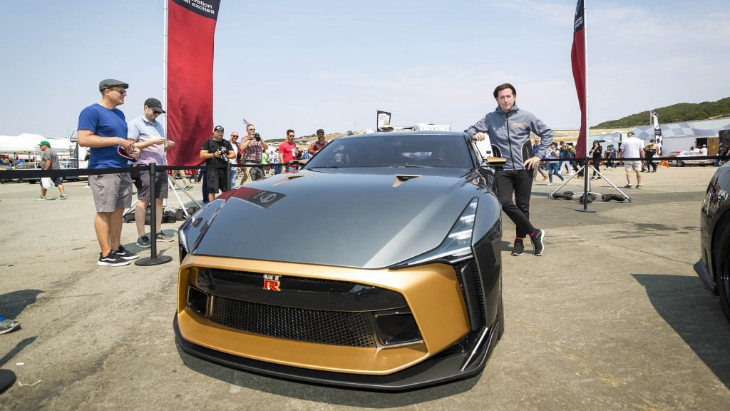 Nissan to sell limited edition sports car for $1.1 million