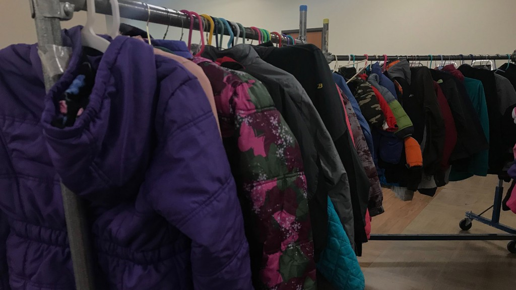 PHOTOS: Families turn out for the Coats 4 Kids distribution