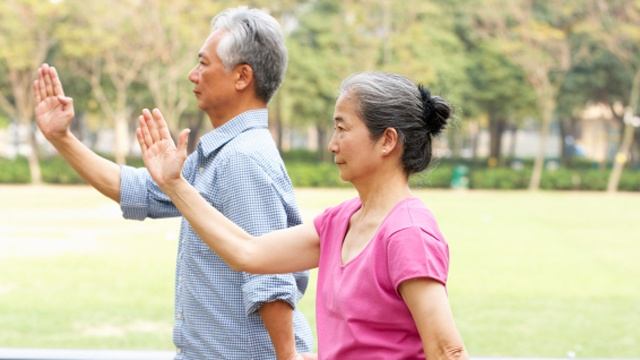 Tai chi: A gentle way to fight stress