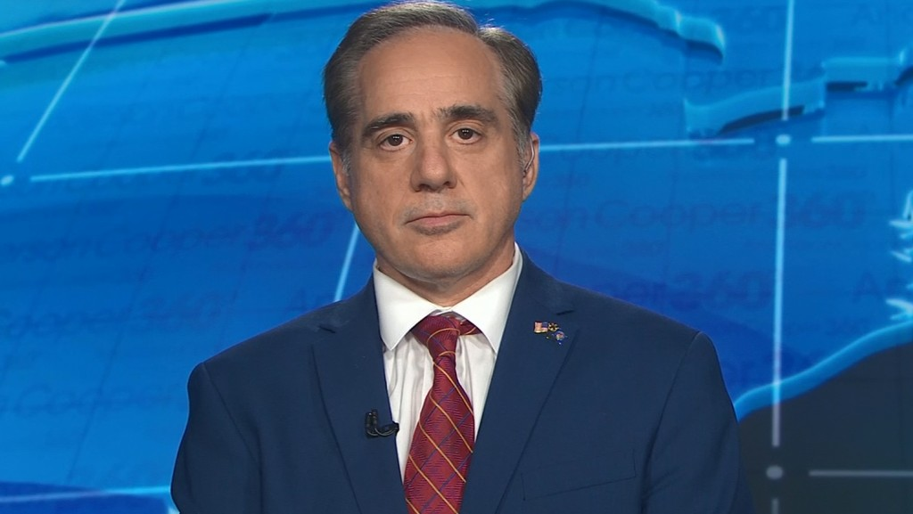 Watchdog report finds former VA secretary violated ethics rules