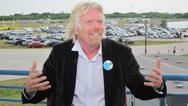 Richard Branson: 'History will treat Trump incredibly unkindly'