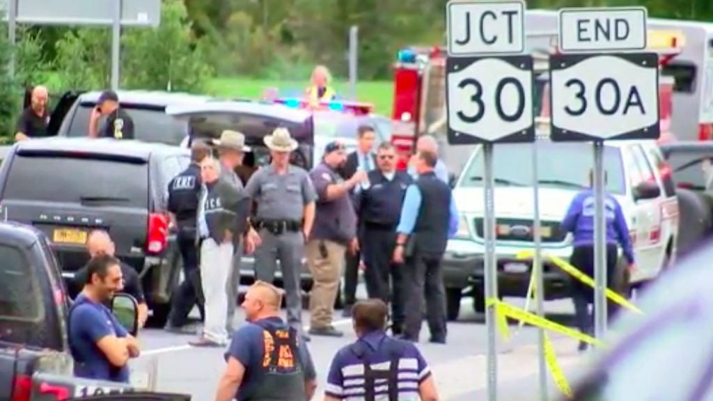 Limo crash kills 20: 'It's a horrible tragedy'