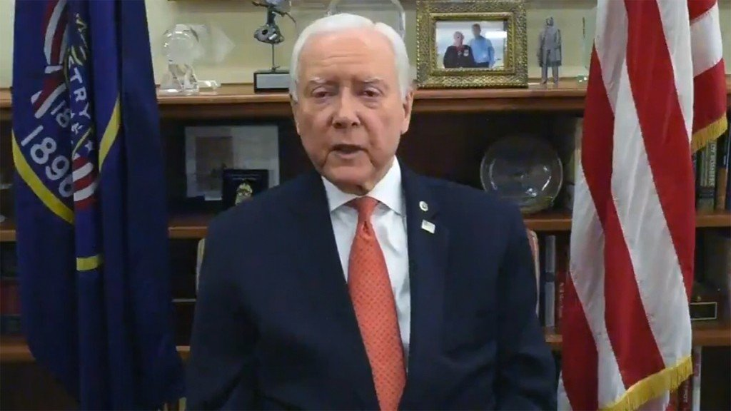 Hatch: Democrats are pulling 'crap' against Kavanaugh