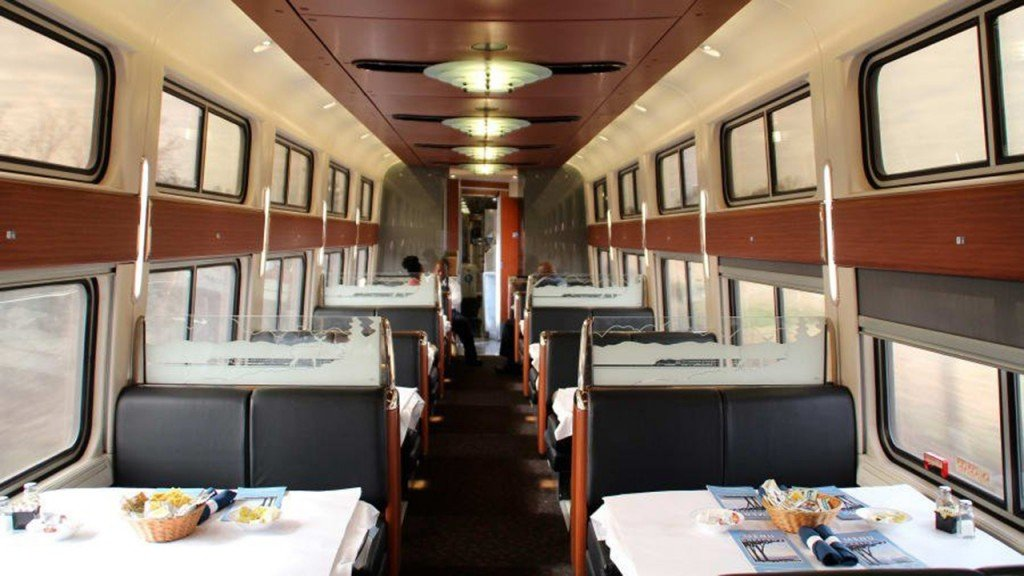 Romancing the rails on Amtrak's Crescent