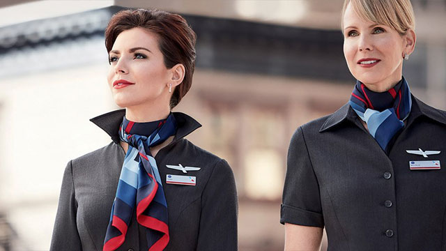 American Airlines, uniform supplier cut ties
