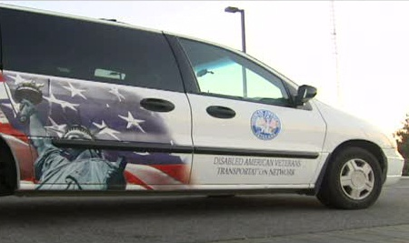 South Hill fundraiser to help DAV get new vans