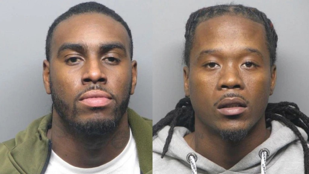 More suspects arrested in Halloween party shooting