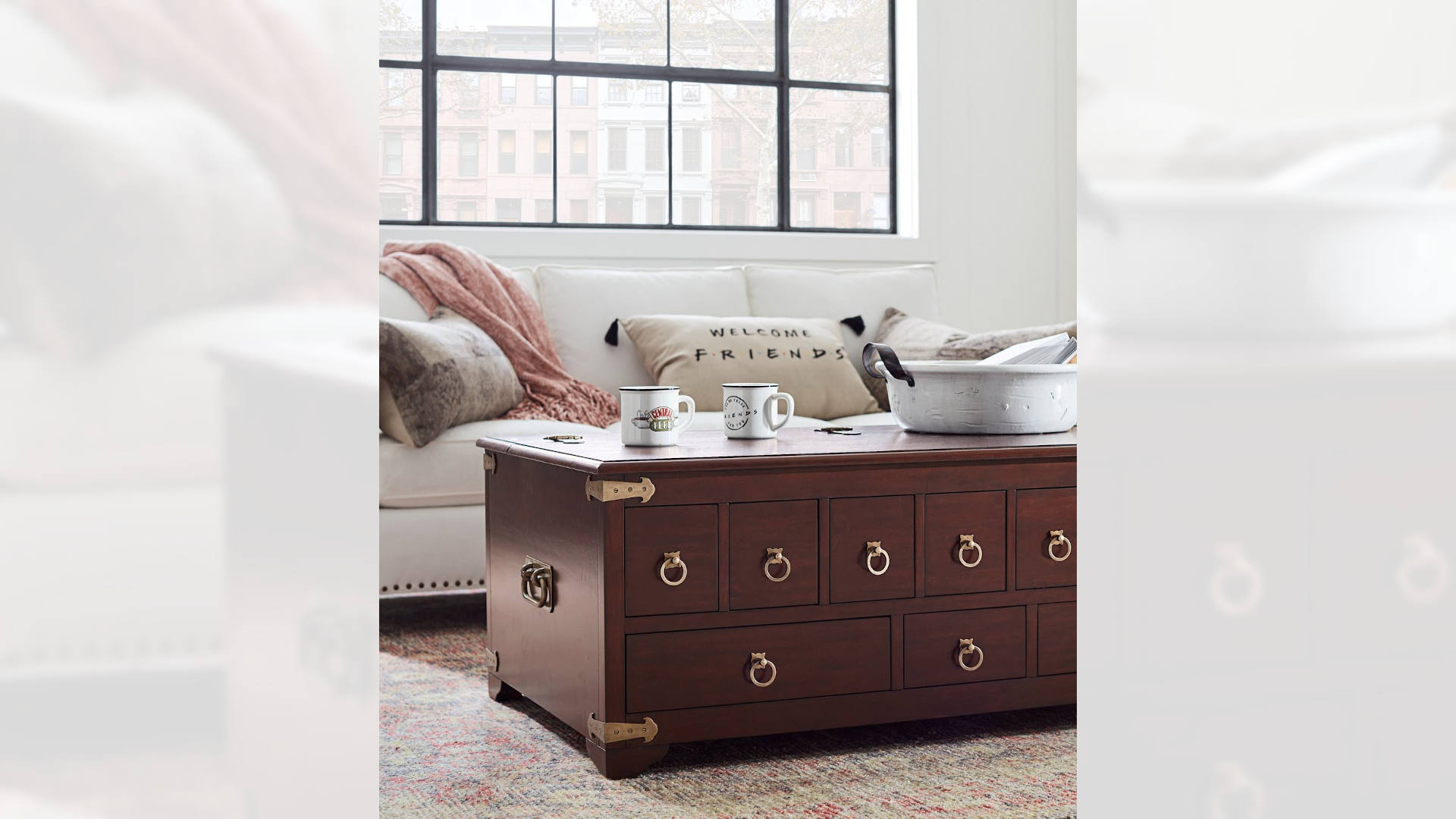 Pottery Barn Releases Its Friends Inspired Collection Kxly