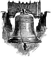 An American Icon – Dedication of the Exact Replica of  the Original Philadelphia Liberty Bell