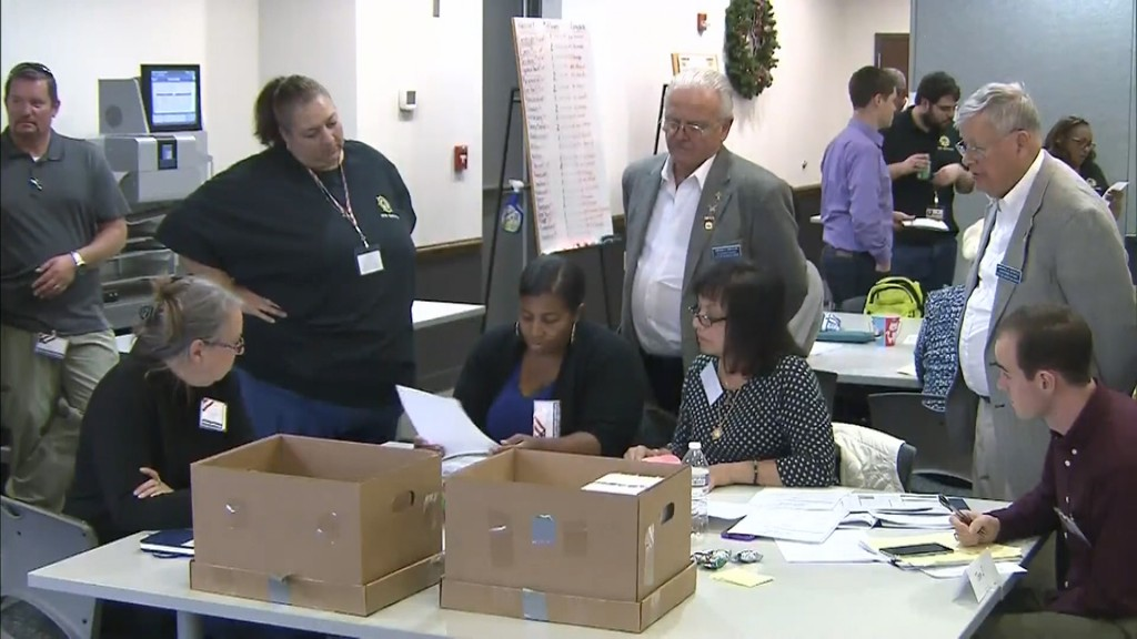 Every vote counts: 1 more ballot ties up Virginia House race