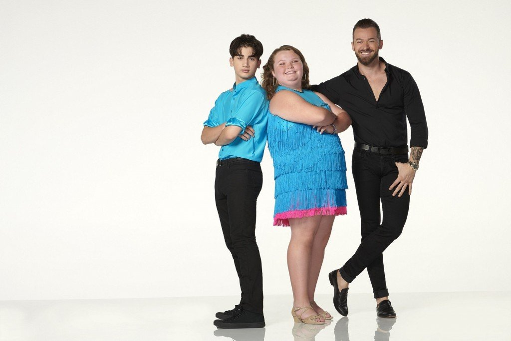 Meet the cast of 'Dancing With the Stars: Juniors'