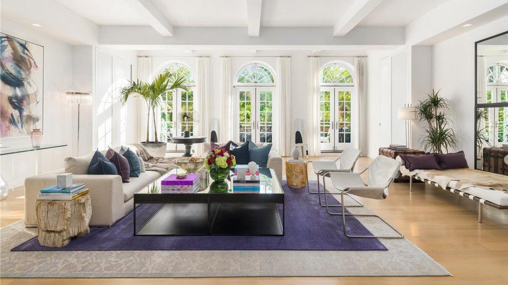 JLo's exclusive Manhattan penthouse is on the market