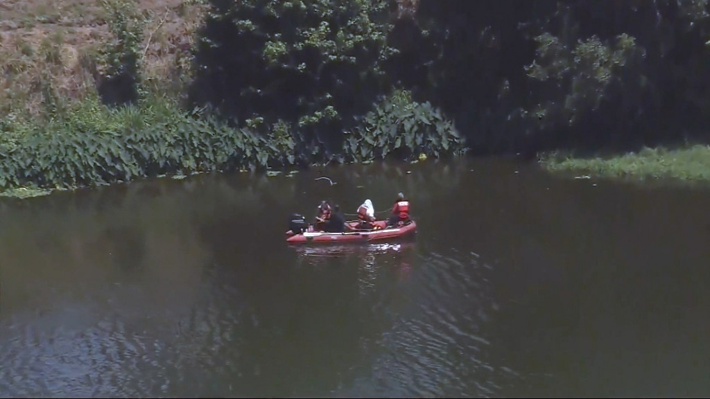 Body recovered from Florida pond
