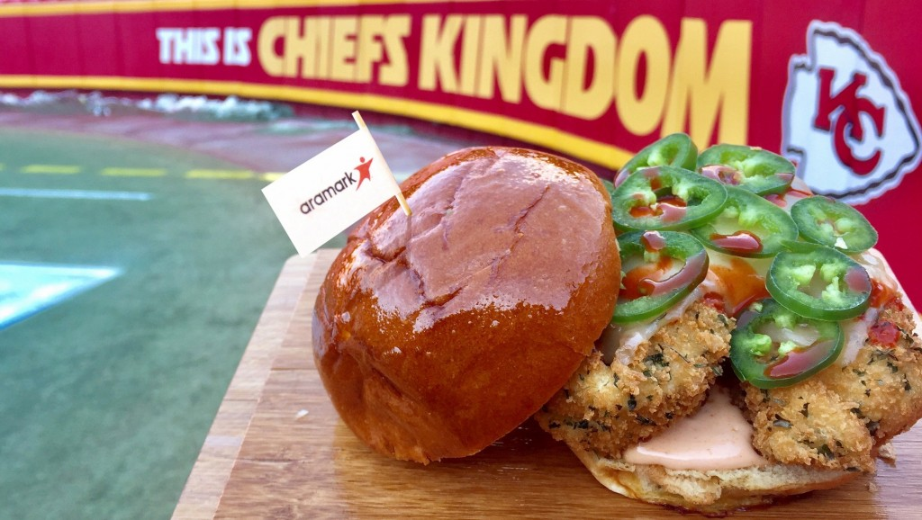 The NFL's strangest stadium foods