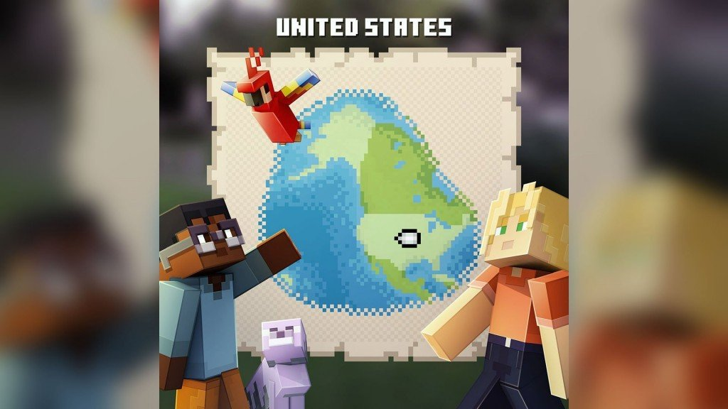 Minecraft Earth now available in US