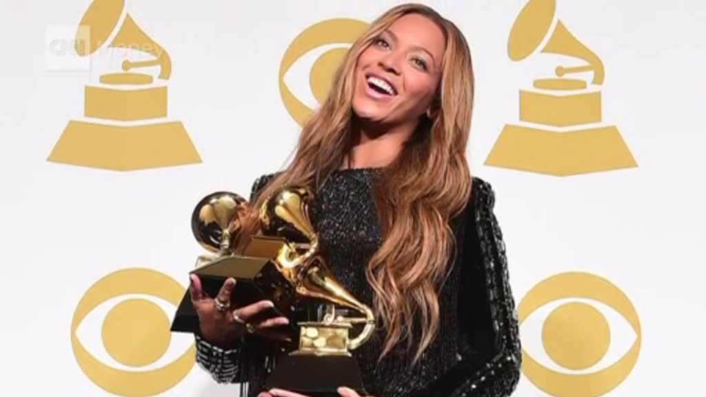 Beyoncé's 'Homecoming' lost out at the Emmys