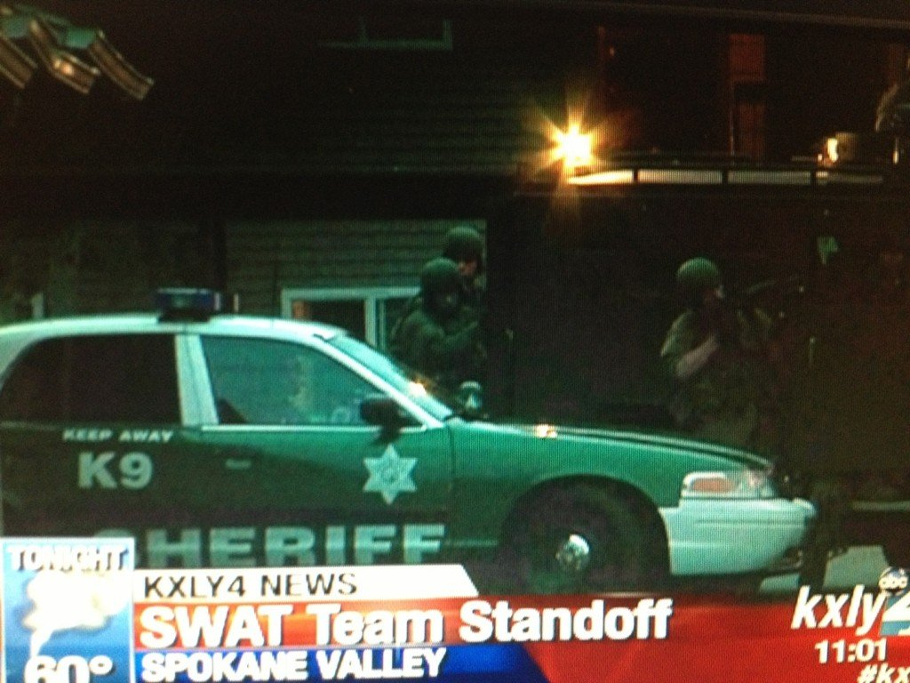 Man committed suicide during SWAT standoff