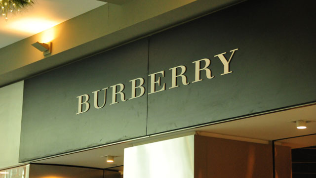 Burberry bans destroying unsold goods, using fur
