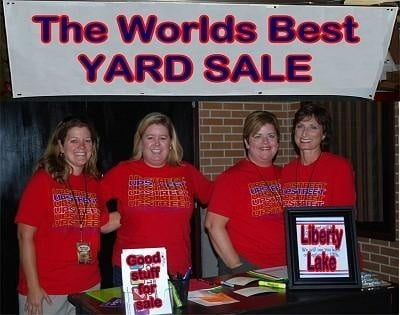Coming Up: 18th Annual Community Yard Sale!