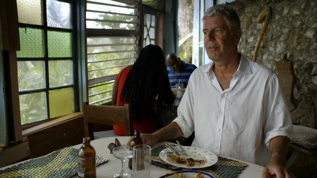 Revisiting Anthony Bourdain's most fearless moments
