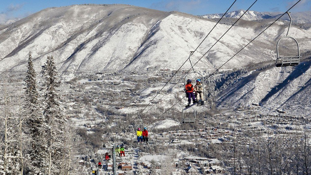 Aspen: 'A gem in the mountains, a crystal city in the Rockies'