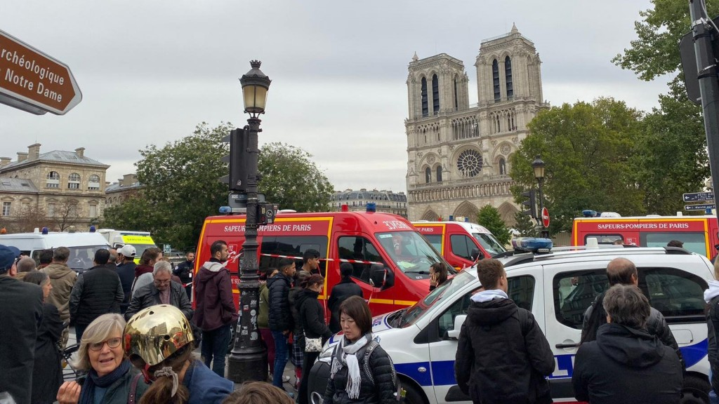 Paris knife attack investigation forwarded to terrorism prosecutor