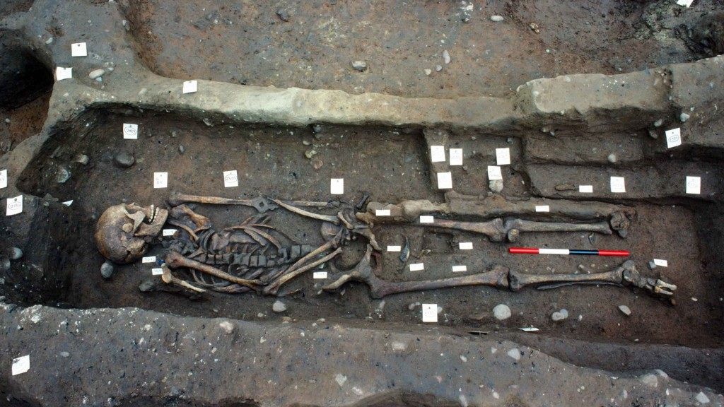 Rare find: Mass grave may belong to Viking Great Army