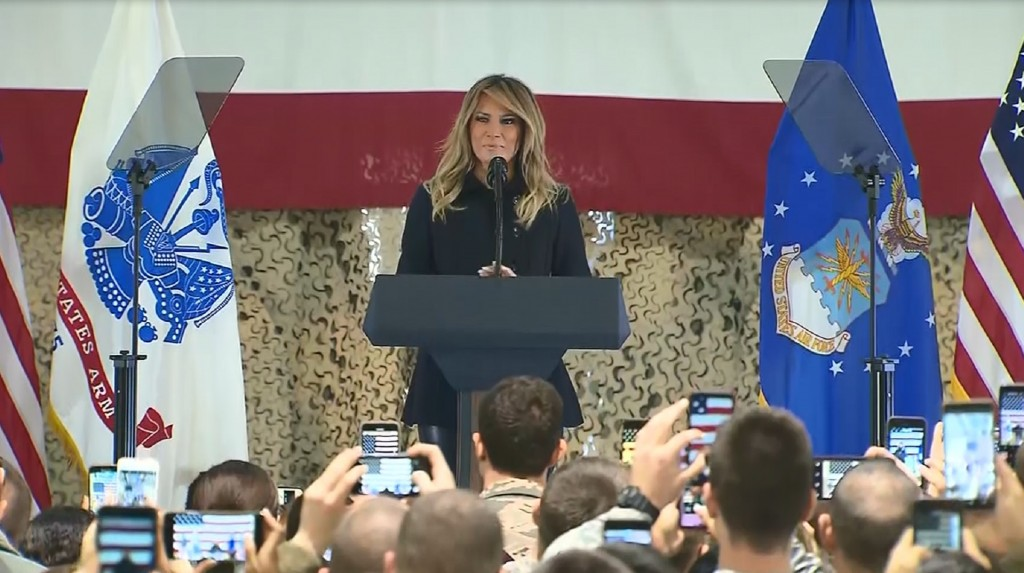 Is Melania Trump's Be Best platform making headway one year in?