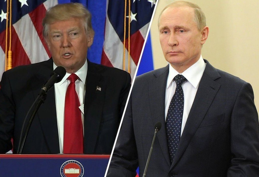 Timeline: Trump, his White House and Russia