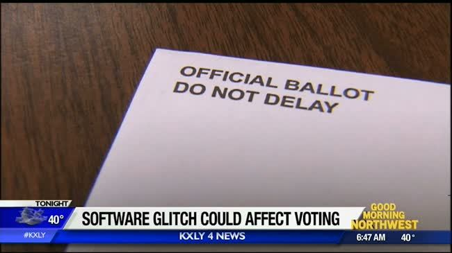 Coding glitch led to nearly 7,000 not registered to vote