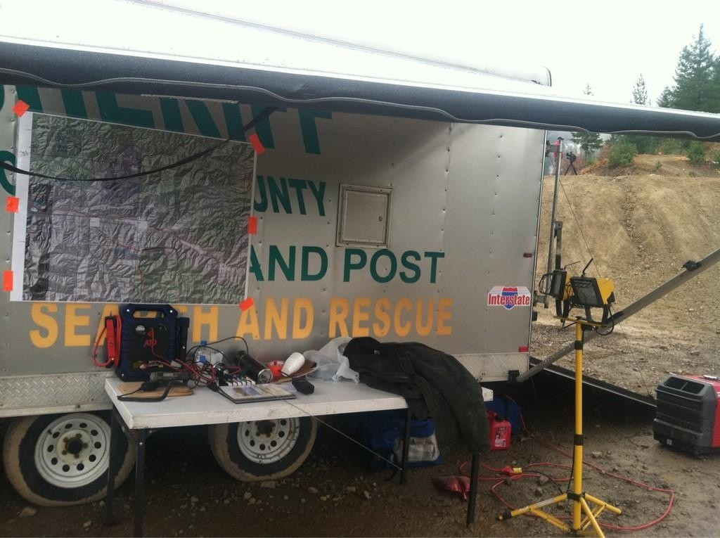 Search for missing man underway around Silver Mountain